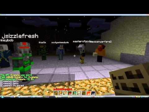 Minecraft Skins Npc