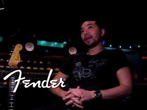 OAR - Richard On Fender Interview