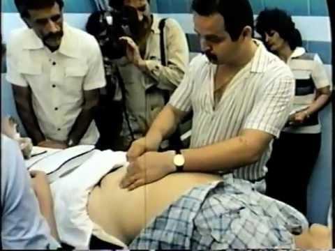 Psychic Surgery--Edson Queiroz, M.D. & Dr. Fritz