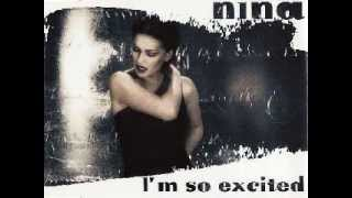 Watch Nina Im So Excited video