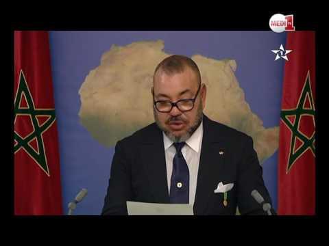 الخطاب الملكي بمناسبة الذكرى 41 للمسيرة الخضراء من دكار