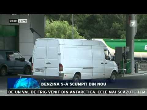 #worldnews Benzina s-a scumpit din nou