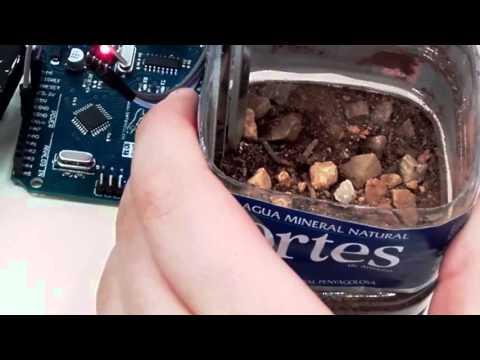 Practica Del Sensor De Humedad Con Arduino