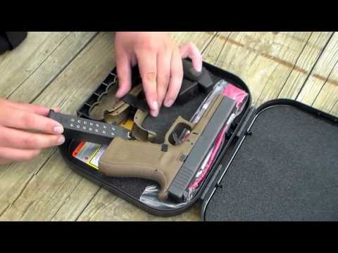 Glock 17 Gen 4 Flat Dark Earth Unboxing