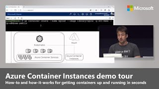 Azure Container Instances: Get containers up and running in seconds