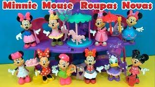 Minnie Mouse 10 Roupas Novas  #MinnieMouse #Miney #Minei #MinnieMouseRoupas