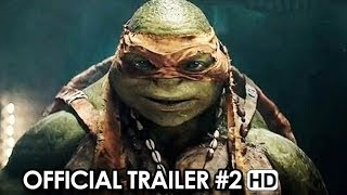 Teenage Mutant Ninja Turtles Official Trailer #2 (2014)