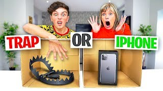 WIN iPhone 11 or TRAP - Whats In The Box Challenge