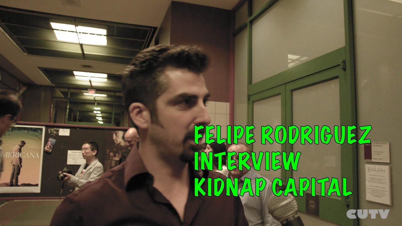 Vei's Film Review Show - Felipe Rodriguez
