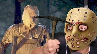 O JASON ATACA NOVAMENTE - Friday the 13th The Game