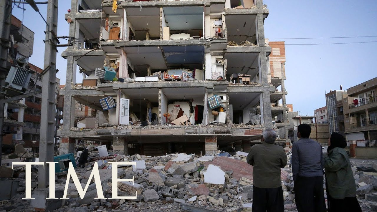 7.3 Magnitude Earthquake Along Iraq-Iran Border Leaves At Least 400 Dead, 7,200 Injured   TIME