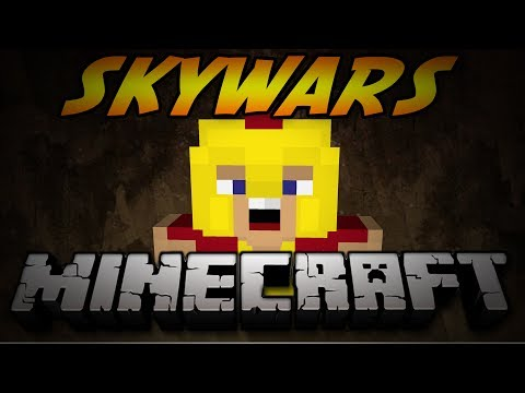 Minecraft Server Minigame - Skywars - OnyUseMeLava