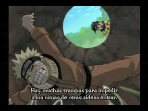Naruto Ova 1 sub. español 1-2