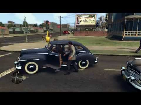 Lets Play L.A Noire Blind Part 49 (Avenge the Hat!)