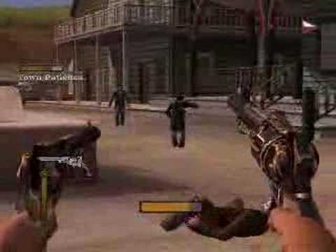 play game wild west guns