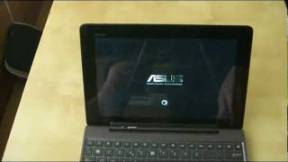 Asus Transformer Prime Video (TF201, TF300, TF700) - Tips and Tutorial #6: Cold Boot