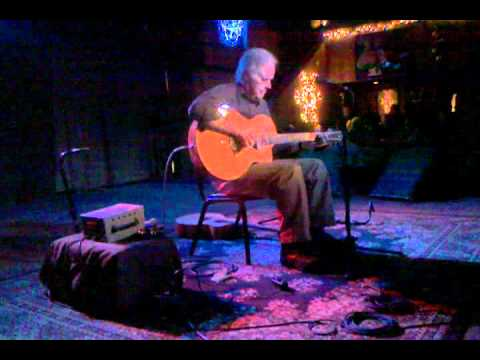 Leo Kottke-- 12-1-2011-- Vaseline Machine Gun --Belly Up Tavern, California