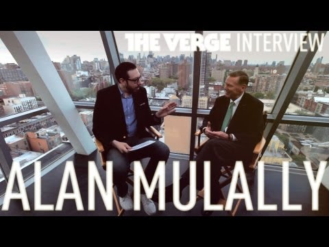 Interview with Ford CEO Alan Mulally