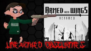 ARMED WITH WINGS: REARMED (REVIEW) - Unearthed Obscurities