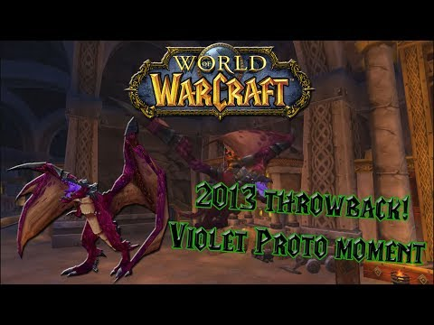 World of Warcraft -  'What a long, strange trip it's been' achievement - 2013 Throwback