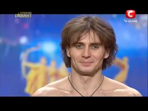 Украина мае таланта 5 - Terra Incognita (акробаты)