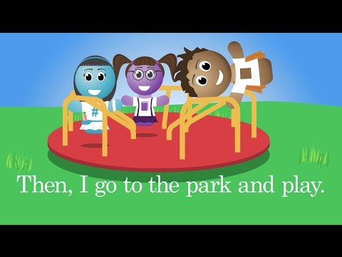 Go Song - Sight Word Song Music Video