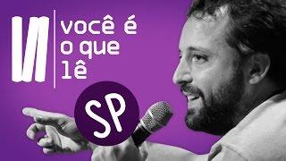 Download Gregorio Duvivier, Xico Sá, Maria Ribeiro, bate-papo, livros e leituras. 3Gp Mp4