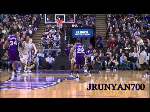 NBA 2013 Crossover and Ankle Breaker Mix