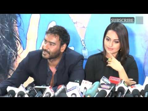 Ajay Devgn,Sonakshi Sinha & Prabhu Deva | Action Jackson | 2014 | Part 2