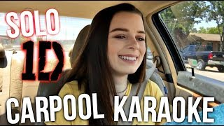 SOLO 1D CARPOOL KARAOKE