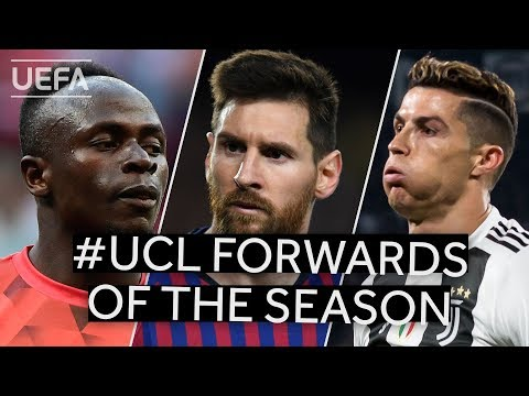 UEFA Awards UCL Forward of the Season shortlist