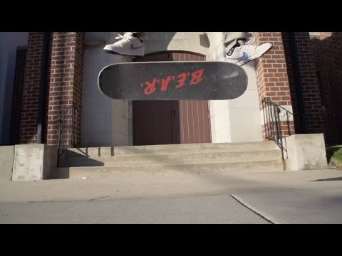 DARE BEAR griptape spring 2020 with Torey Pudwill