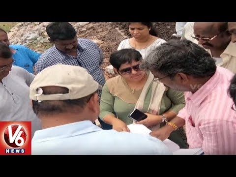 GHMC To Take Serious Action On Lake Encroachments, Plans To Develop Lakes | V6 News