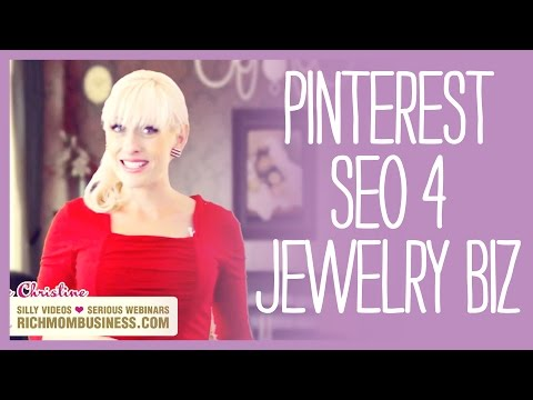 Pinterest SEO for Jewelry Businesses