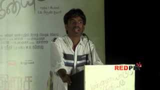Pannaiyarum Padminiyum - Emotional talk Music Director Justin prabakaran on Pannaiyarum Padminiyum [RED PIX]