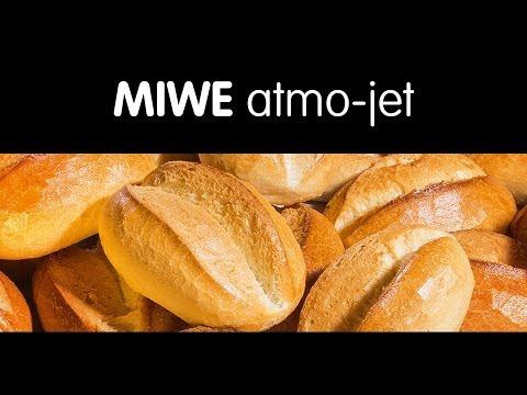MIWE atmo jet – nowy system zaparowania