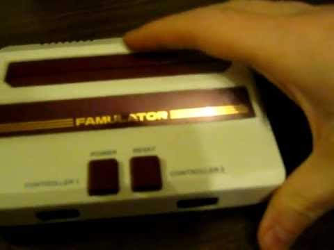 Attack of the Famiclones - The Famulator Review