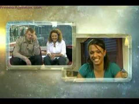 Freema Agyeman discusses Dr Who Video