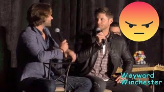 A Rude Fan Irritates J2 With Condescending Remarks SanFranCon 2017