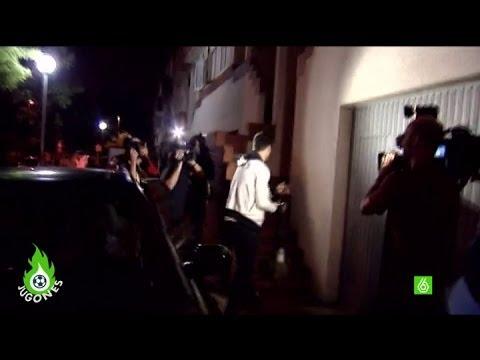 El calvario de Luis Suárez en Barcelona