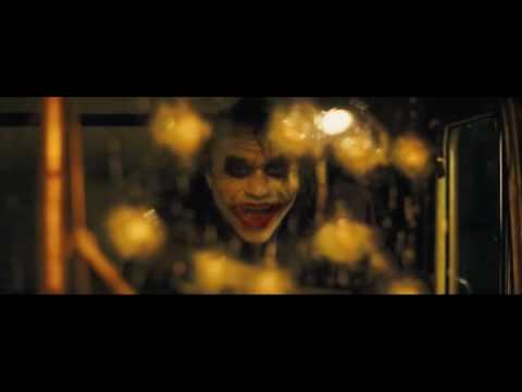 The Joker vs The Crow Trailer (Heath Ledger vs Brandon Lee) Video