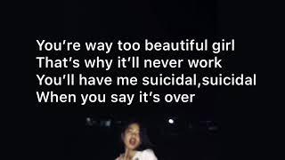 Beautiful girl lyrics