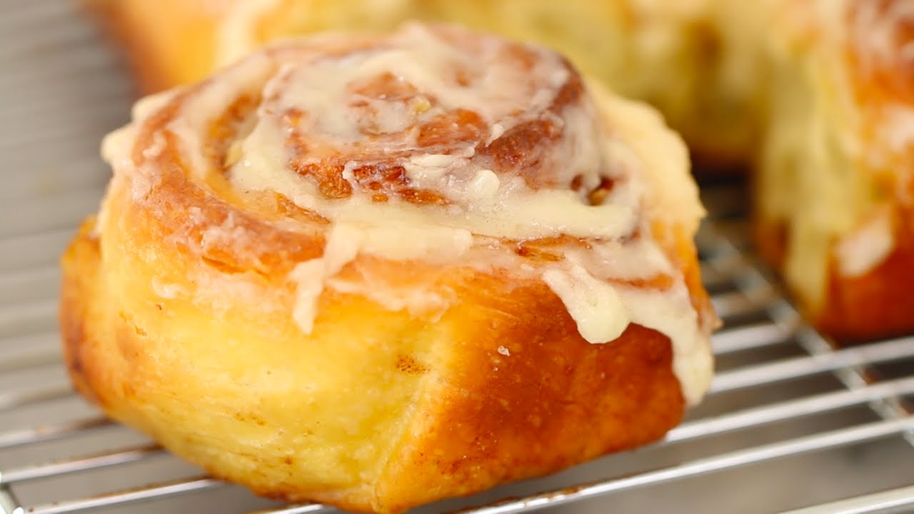 Best Ever Cinnamon Rolls Easy Recipe No Knead No