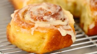 Best-Ever Cinnamon Rolls (Easy Recipe: No-Knead, No Machine) - Gemma's Bigger Bolder Baking Ep. 34