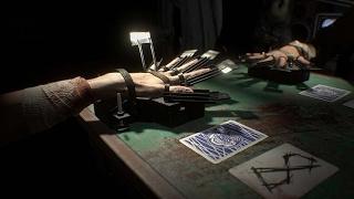 さっくり進めるバイオハザード7(追加DLC):死のカードゲーム「21」