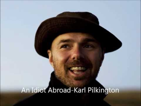 Karl Pilkington's teenage years