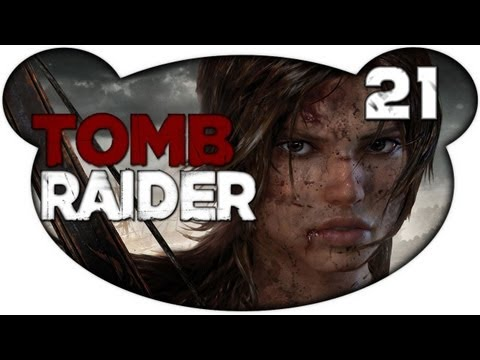 Let's Play Tomb Raider 2013 (German) #21 - Wie ein weiblicher Rambo