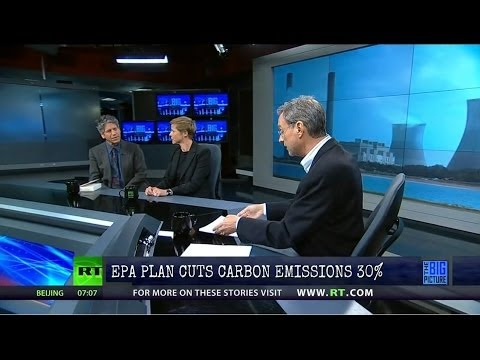 Full Show 6/2/14: EPA Plan Cuts Carbon Emissions 30% by 2030