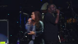 Erica Campbell X Warryn Campbell Perform 34 All Of My Life 34 At Praise In The Park 2018