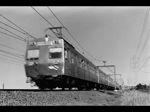 QUICK SILVER ELECTRIC ~ TRIBUTE TO THE HITACHI TRAINS OF MELBOURNE